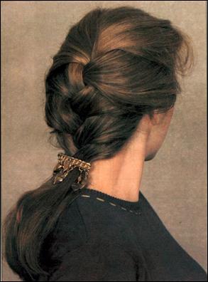 французская коса как плести видео - Микросхемы.